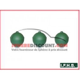 3 Spheres Neuves Pour Citroen Xantia non hydractive IFHS