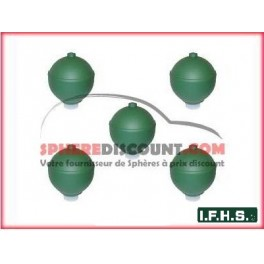 5 Spheres Neuves Pour Citroen Xantia non hydractive IFHS
