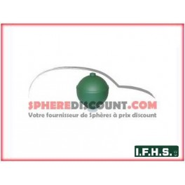 Supplément Sphère Confort Neuve Pour Lot 5 ou 6 Sphères IFHS