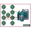 9 Spheres Neuves Pour Citroen Xantia Activa IFHS + 5L LHM
