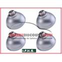 4 sphères neuves pour Citroen C5 Hydractive 3 IFHS