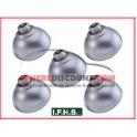 5 sphères neuves pour Citroen C5 Hydractive 3+ IFHS