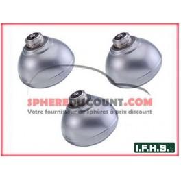 3 sphères neuves pour Citroen C6 IFHS